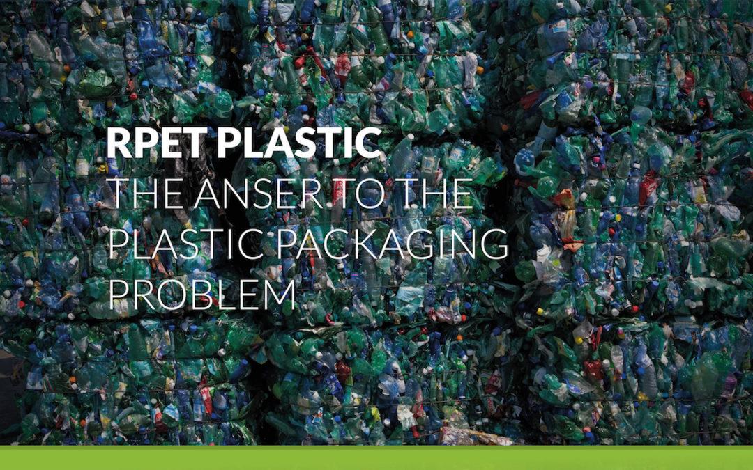 RPET Plastic